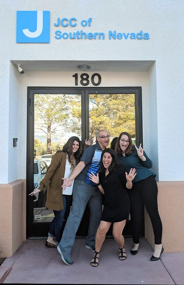 Jewish Community Center of Southern Nevada Bolsters Staff with New Hires