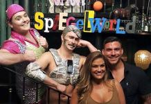 Jax Taylor and Brittany Cartwright Attend OPIUM at The Cosmopolitan of Las Vegas