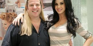 Jayde Nicole and Michael Boychuck