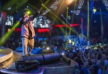 Jeremih Performs at Drai's Nightclub; Kid Ink Surprises Partygoers with Special Guest Performance