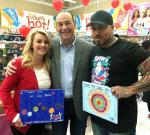 """""""Bar Rescue"""" star Jon Taffer meets with Children from St. Jude's Ranch at Toys 'R Us"""