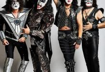 """KISS """"End of the Road"""" World Tour Coming to T-Mobile Arena February 15, 2019"""