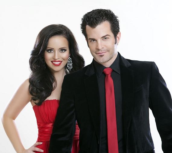 Magicians Jarrett and Raja challenge Kyle and Mistie Knight in Syfy's Wizard Wars Tonight, Thursday, February 5
