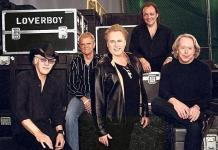 """80's Rock Band Loverboy will be """"Working for the Weekend"""" at Cannery"""