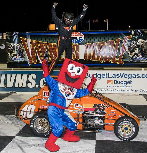 Repeat winners dominate Hometown Heroes Night Presented by K&N Filters at The Bullring at LVMS