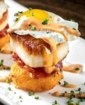 La Cave Wine & Food Hideaway at Wynn Las Vegas Unveils New Garden Lounge and Creative New Dishes