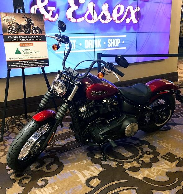 "Junior Achievement of Southern Nevada Announces ""Harley Gives a HOG"" Fundraiser with Las Vegas Harley-Davidson"