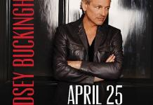 Lindsey Buckingham to Perform at the Smith Center April 25, 2020
