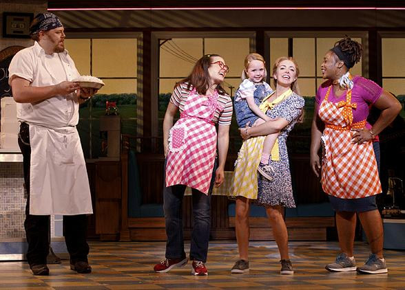 """The Smith Center Seeks Young Female Child Actress for Hit Broadway Show on Tour; The Tony Nominated Musical """"Waitress"""" Is Searching for """"Lulu"""""""