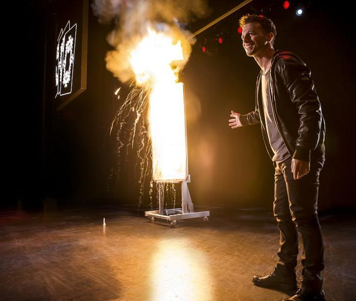 Magician Mat Franco to Perform Third Free Magic Show on Facebook Live on Wednesday, April 1