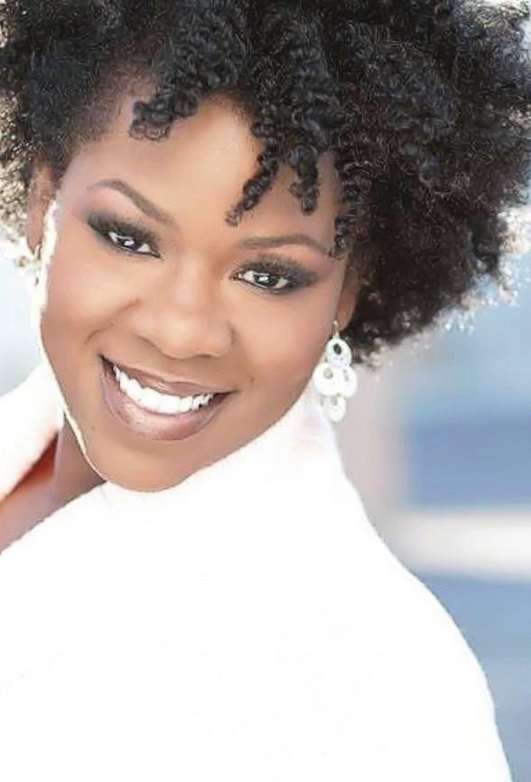 """Local Broadway in the H.O.O.D Teacher and Broadway Sensation Moya Angela Shines Bright on """"America's Got Talent"""""""