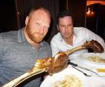 """Stars of hit TV series find a new """"Kingdom"""" at the D Casino Hotel Las Vegas"""