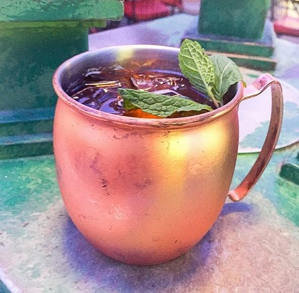 Partito the Italian Way with a Cinco de Mayo Cocktail at TREVI