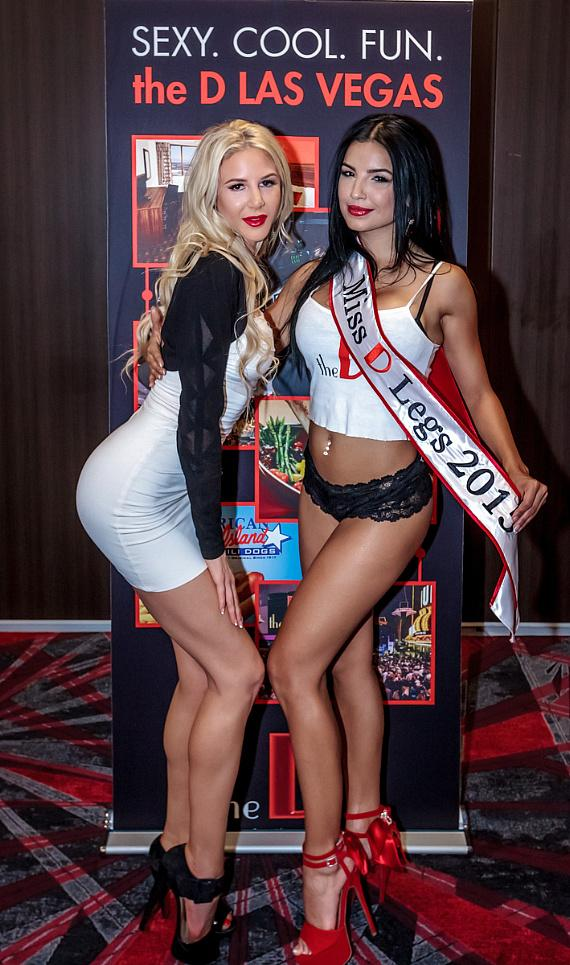 "The 2nd Annual ""Miss D Legs"" Competition returns to the D Casino Hotel Las Vegas"