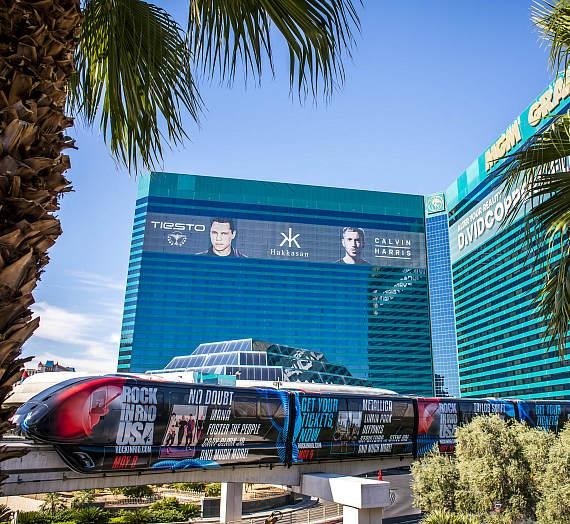 Rock in Rio USA and Las Vegas Monorail Announce Partnership
