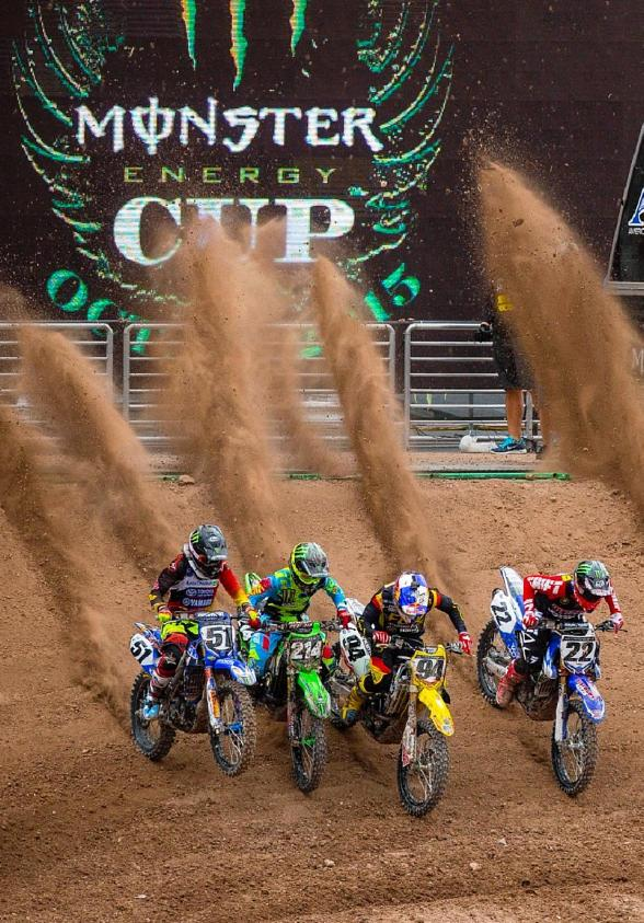 Highly Anticipated Monster Energy Cup to Showcase Richest Talent Pool in Years as One Million Dollars is Up for Grabs in Las Vegas