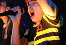 My Chemical Romance performs at House of Blues