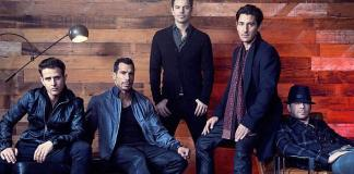 New Kids On The Block Kick Off Main Event Tour at Mandalay Bay Events Center May 1
