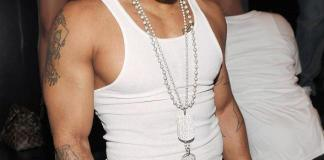 Nelly at Chateau Nightclub & Gardens at Paris Las Vegas