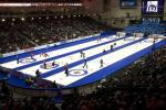 Orleans Arena – Curling in January 2014