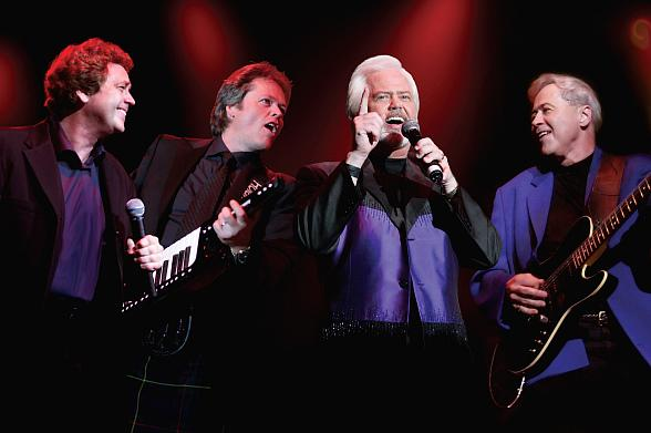 The Osmonds - Wayne, Merrill, Jay and Jimmy - Return to The Orleans Showroom Oct. 22-24