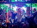 Party Rock Crew Performs at Marquee Fifth Anniversary