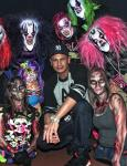 Pauly D at Fright Dome in Las Vegas