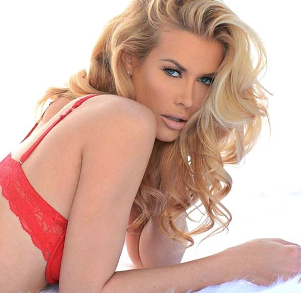 Chateau Nightclub & Rooftop at Paris Las Vegas Hosts Party for 2014 Playmate of the Year
