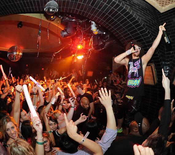 Redfoo at LAVO