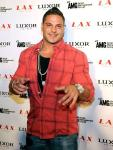 Jersey Shore star Ronnie Ortiz-Magro at LAX Nightclub