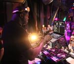 SHAQ in the DJ Booth at Chateau Nighclub