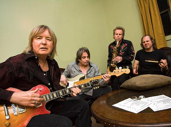 Legendary Blues-Rock Institution Savoy Brown to Perform at Hard Rock Cafe on the Strip Oct. 14
