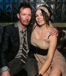 Scott Weiland with his wife at The Sayers Club
