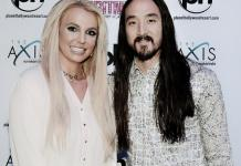 """Steve Aoki at """"Britney: Piece of Me"""" at Planet Hollywood Resort & Casino"""
