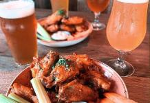"""Stop by Eureka! for """"Supper"""" Bowl Sunday for $10 Wings & Craft Beer"""