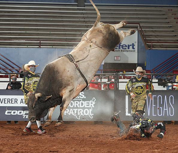 South Point Arena to Host the World's Best Bull Riders in the PBR Monster Energy Team Challenge, a Closed-To-Public Competition, June 5 – 28