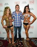 Ryan Couture on Carpet with Painted Ladies