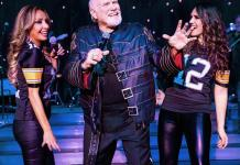 "Terry Bradshaw Announces Residency at Luxor Hotel and Casino for ""The Terry Bradshaw Show"""