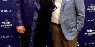 """Henry Winkler Attends """"The Terry Bradshaw Show"""" at Luxor Hotel and Casino in Las Vegas"""