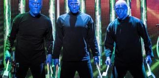 Blue Man Group to Perform Half Time Show at Las Vegas Aces Home Game July 22, 2018