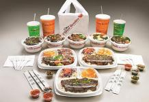 Family Friendly Fast Food from the Flame Broiler