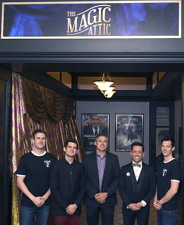 Bally's Las Vegas Unveils The Magic Attic