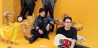"Together Pangea North American Tour Stops at Bunkhouse Saloon Las Vegas Sept. 16; New Album ""Bulls and Roosters"" Due out August 25th"