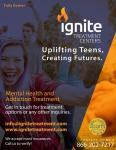 Ignite Treatment Center Co-Ed, Residential Treatment Program for Adolescents