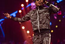 "Multi-Platinum Recording Artist Trey Songz Celebrates 10-Year Anniversary of ""Ready"" at Drai's Nightclub in Las Vegas"