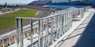 Las Vegas Motor Speedway Expanding Loge Box Seating for September's South Point 400 NASCAR Weekend