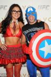 Urijah Faber and Arianny Celeste on LAVO Red Carpet
