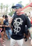 Vanilla Ice at Flamingo GO Pool in Las Vegas