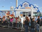 White Castle serves sliders at Great American Foodie Fest