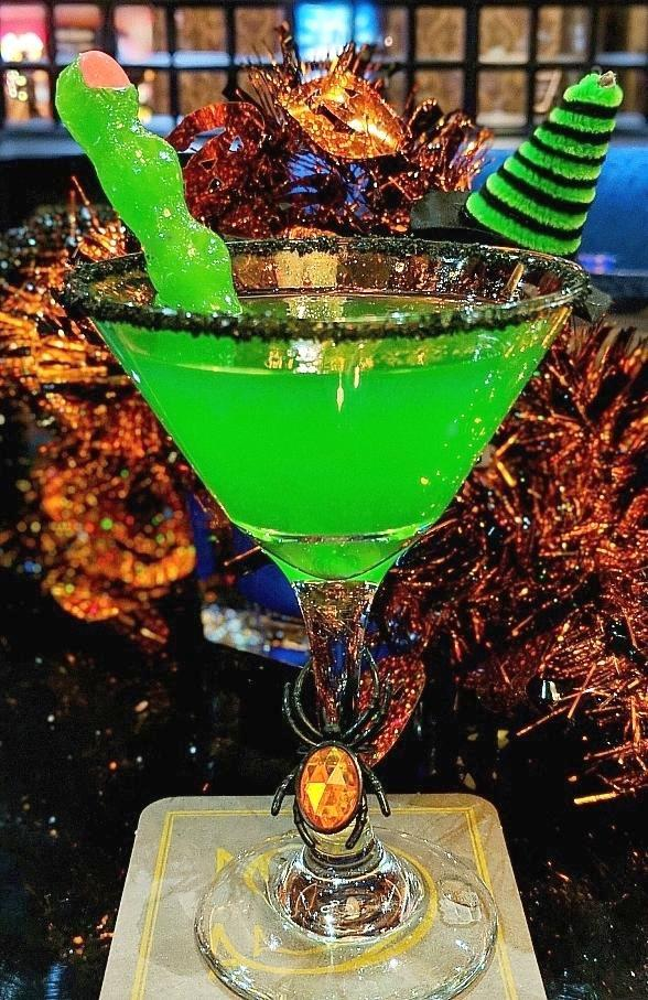 Cornerstone Unveils Frightfully Delicious Halloween Cocktails this October